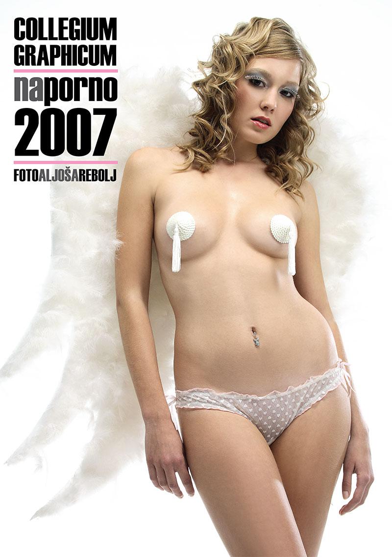 Koledar Collegium Graphicum 2007 - naslovnica