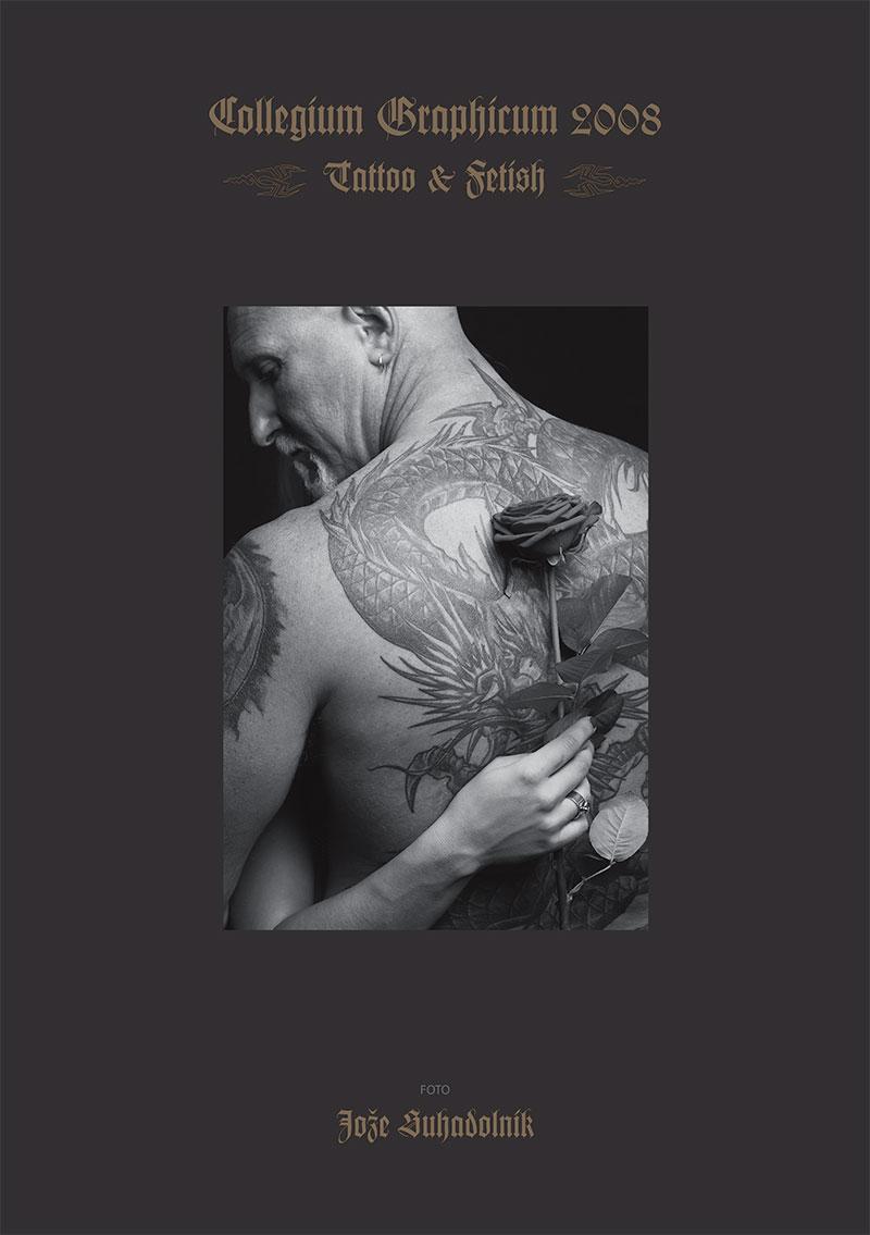 Koledar Collegium Graphicum 2008 - naslovnica